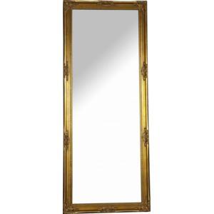 comforium grand miroir mural dor design classique 90cm. Black Bedroom Furniture Sets. Home Design Ideas