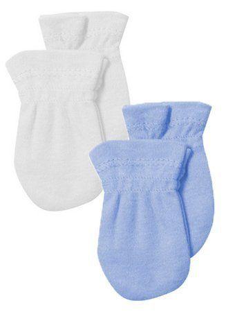 King Bear - Lot de 2 paires de moufles Ciel Blanc - pas cher Achat ... 3d16b980b79