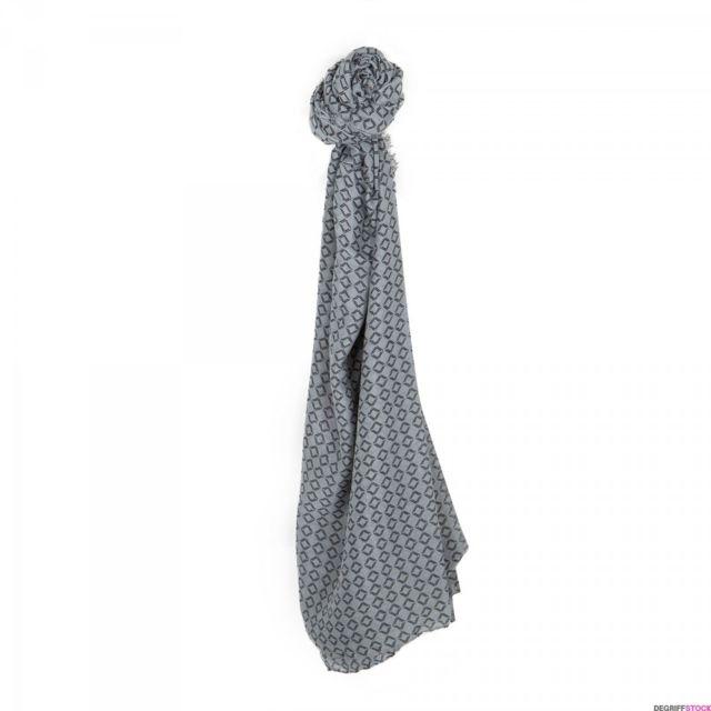 d85e595e8b0 Ddp - Foulard gris bleu femme - pas cher Achat   Vente Echarpes ...
