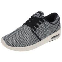 Treeker9 - Chaussures running mode Manhattan noir air Gris 38426