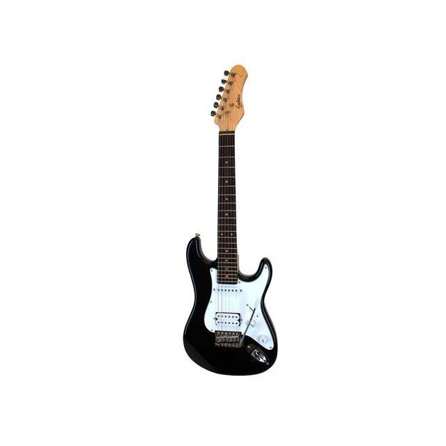 eagletone guitares lectriques sun state mini noire enfant voyage soldes pas cher achat. Black Bedroom Furniture Sets. Home Design Ideas