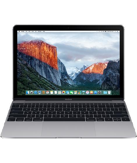 APPLE MacBook 12 Retina - 256 Go - MLH72FN/A - Gris Sidéral