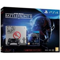 SONY - Console PS4 1 TO Edition Spéciale + Star Wars BattleFront II