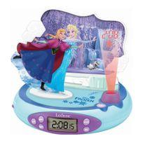 La Reine Des Neiges - Reine Des Neiges - Radio réveil projecteur 2 en 1 - Rp500FZ