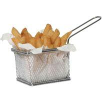 Sunnex - Panier à frites rectangulaire