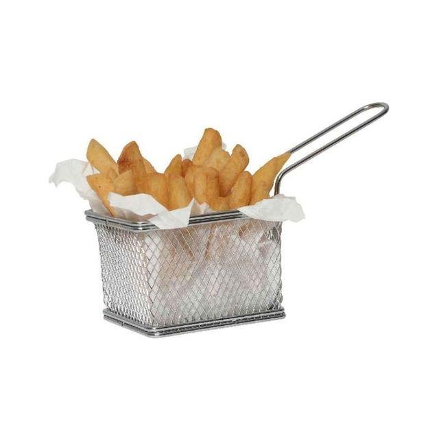 Sunnex Panier à frites rectangulaire