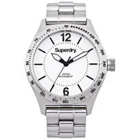 Superdry - Montre homme Battalion Steel Syg107WM