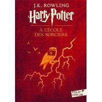 Gallimard-jeunesse - Harry Potter tome 1 ; Harry Potter à l'école des sorciers