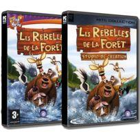 Mindscape - Pack 2 Jeux Les Rebelles De La Fôret Double Édition - Pc