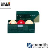 Aramith - Billes Super 61,5 mm Démonstration