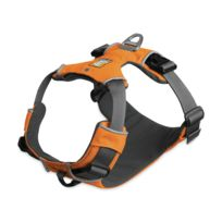Ruffwear - Front Range Harness - Article pour animaux - gris/orange