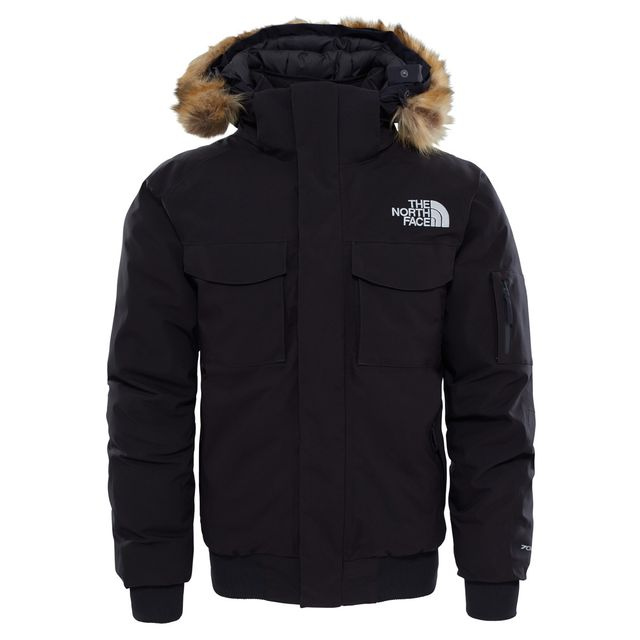the north face gotham gtx veste homme noir gore tex. Black Bedroom Furniture Sets. Home Design Ideas