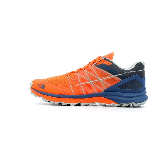 7fbf9ab12b The north face - Chaussure de Trail Ultra Vertical - pas cher Achat / Vente  Chaussures trail - RueDuCommerce