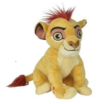 Nicotoy - Peluche Disney Kion 31cm - Lion - La Garde du Roi Lion