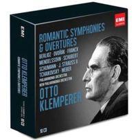 Emi Classics - Otto Klemperer - Symphonies romantiques & ouvertures Coffret