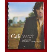 Beuscher - Cali L'espoir - Piano Guitare Voix