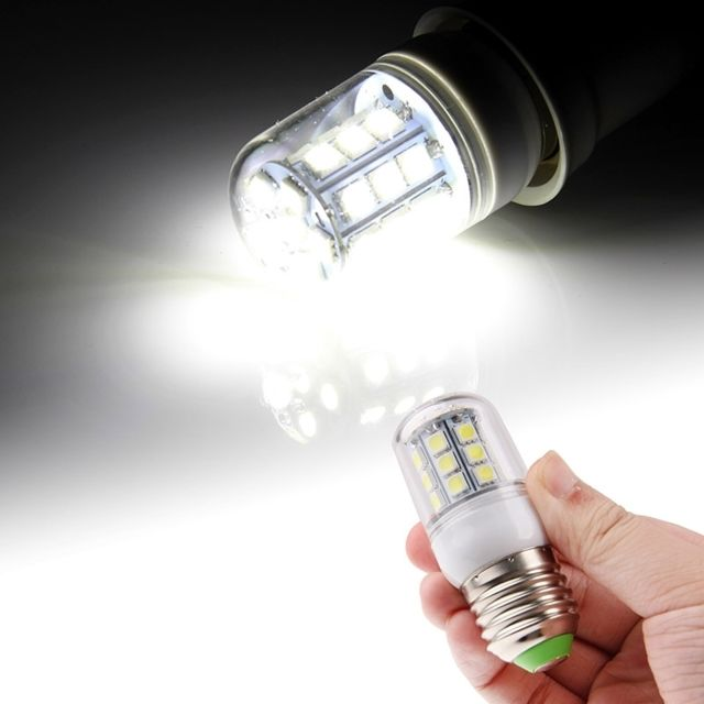 Ampoule E27 Ac Wewoo 450lm Smd 220v Transparent 5w 5 Led 5050 N0nm8w