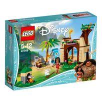 Lego - L'aventure sur l'île de Vaiana - 41149