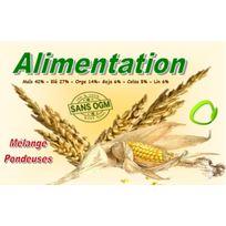 Les Animaux De La Fee - Aliment basse cour mélange pondeuse sans Ogm 5 kg