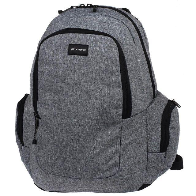 Collège Sac Grc Quiksilver 59671 Dos Backpack À Schoolie Gris ul3KTJF1c