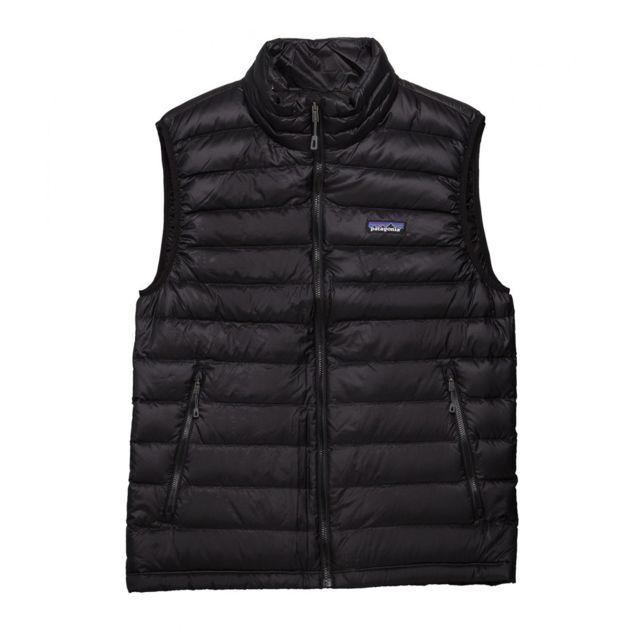 Patagonia - Doudoune M's Down Sweater Vest Black - Sh84622