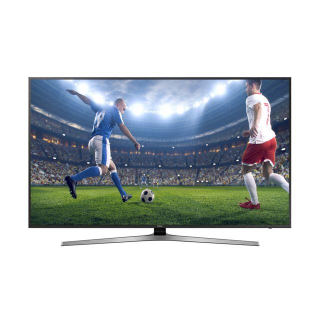 samsung tv led 75 190 cm ue75mu6172uxxh pas cher achat vente tv led de 66 39 39 et plus. Black Bedroom Furniture Sets. Home Design Ideas