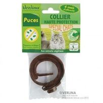 Verlina - Collier anti puce spécial Chat