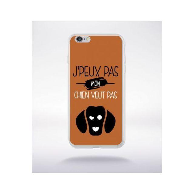 iphone 6 plus coque chien