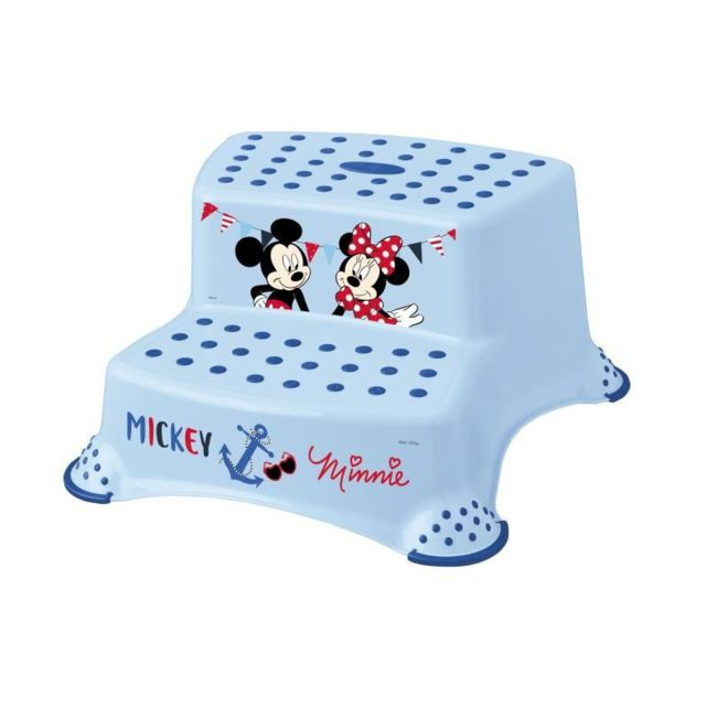 Plastorex Marche-pieds Antid/érapants D/écor Disney Mickey