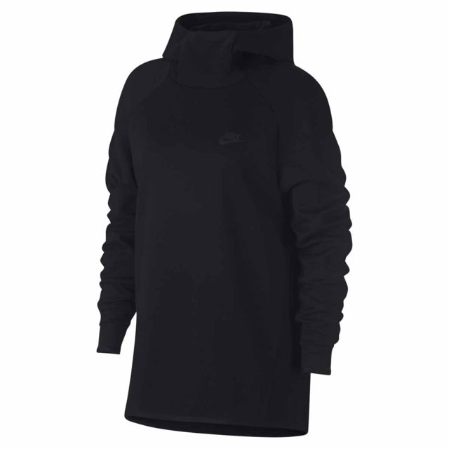 Nike Sweat à capuche Sportswear Tech Fleece 928487 010