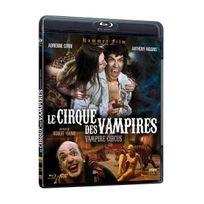 Le cirque des vampire Combo Blu-Ray + Dvd