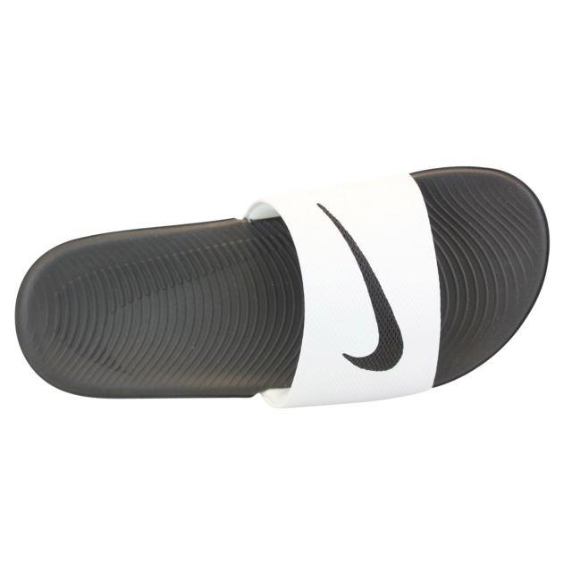 Nike Kawa 2 Junior Blanc 37 1 2 Kawa Pas Cher Achat   Vente Sandales 8cf301