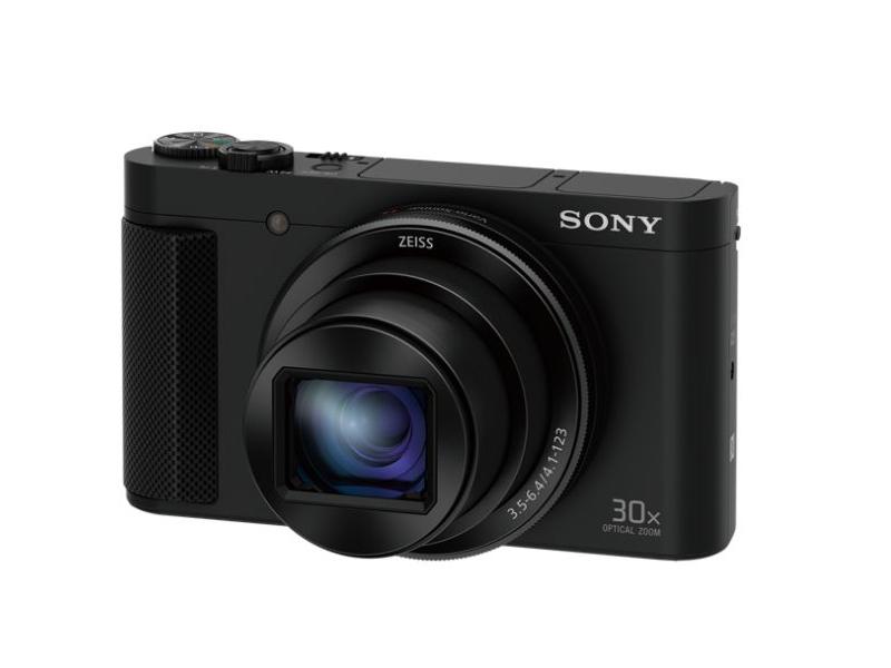 Appareil photo compact HX90 avec zoom optique 30x