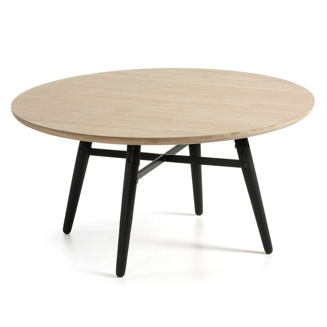 Kavehome Table basse Drihxen, ronde