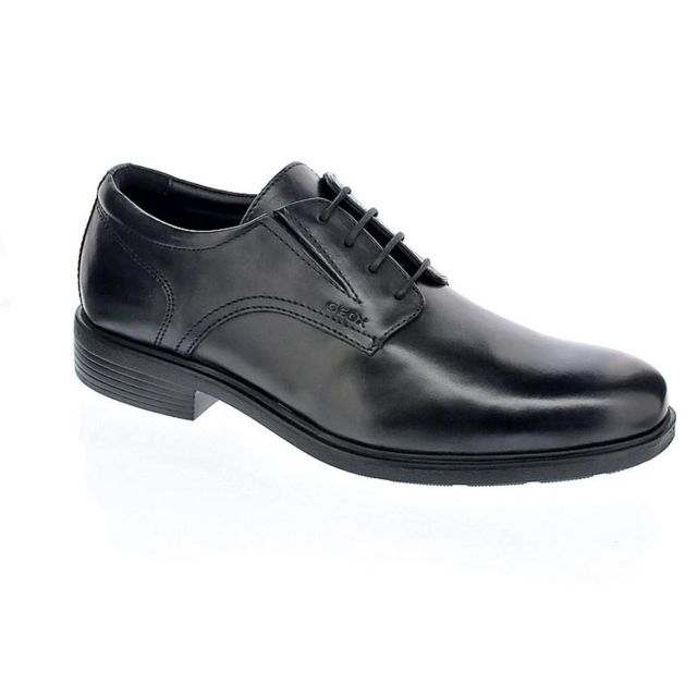 Noir Dublin Chaussures lacets Geox a modele 43 Homme Chaussures odBeWrCx
