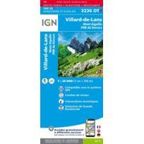 Ign - Villard-de-Lans, Mont Aiguille, Pnr du vercors