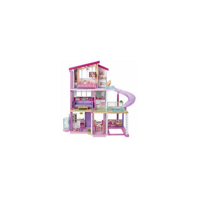 Mattel Barbie Maison De Reve Dreamhouse Pas Cher Achat Vente