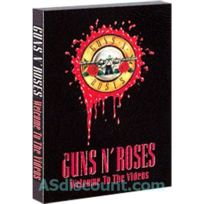 Universal Music S.A. - Guns N' Roses : Welcome To The Videos - Dvd - Edition simple