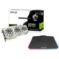 KFA2 - GeForce GTX 1080 HOF 8 Go DDR5X + Tapis de Souris Gaming Sniper RGB