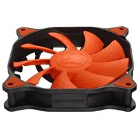 COUGAR - Ventilateur Vortex HDB V12HP PWM Noir/orange - 120mm