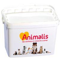 Animalis - Conteneur à Croquettes 16L