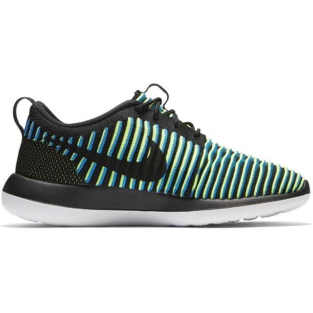 quality design 4ac39 52006 Nike - Roshe Two Flyknit - pas cher Achat  Vente Baskets femme -  RueDuCommerce