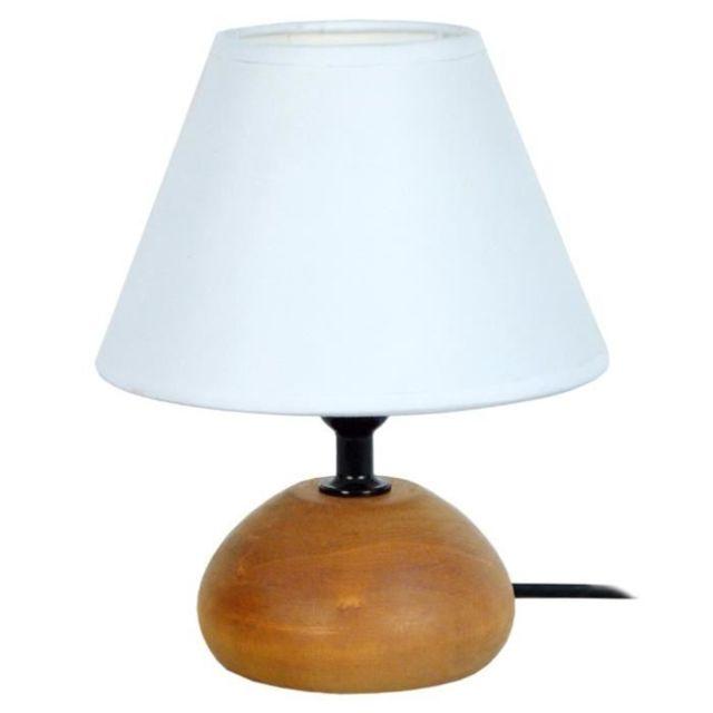 Cm Abat A Poser Acier Lampe Blanc Chevet 16x16x22 Jour De Rachel I76mYbvgfy