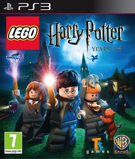 Lego, Harry Potter - PS3