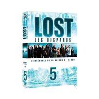 - Lost, saison 5 - Coffret 5 Dvd