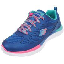 Skechers - Chaussures multisport Valeris roy fun Bleu 36480