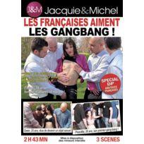 Jacquie Et Michel - Les françaises aiment les gangbang