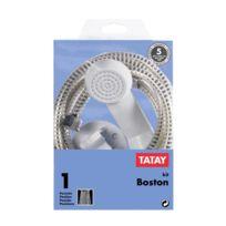 Tatay - Kit de douche Boston - Blanc