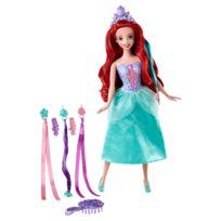 Mattel - Disney Princesse - Disney Princesse Coiffure Ariel