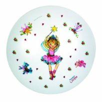 Niermann Standby - 677 Plafonnier Prinzesse Lillifee pour Enfants Lampe conomique Plastique 15 Watts